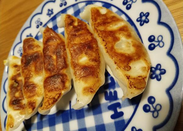 家のフライパンでOK!おいしい餃子の焼き方を紹介