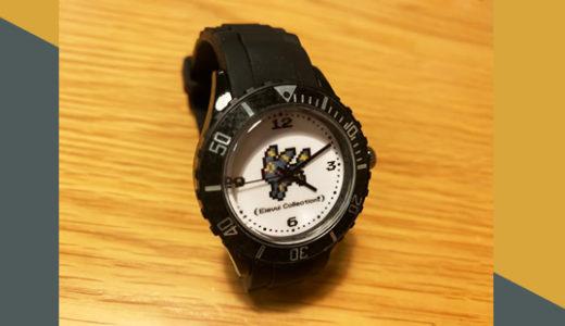 ポケモンgoのお供に!「ブラッキー」がオシャレな腕時計になって登場!